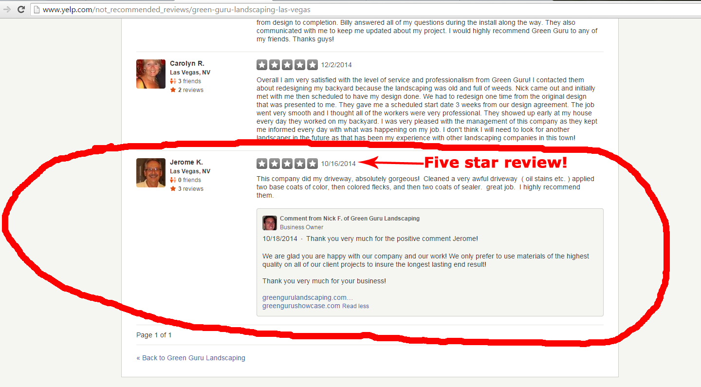 How To Find The Positive Reviews On Yelp